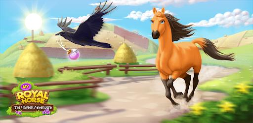 Princess Horse Caring 3 pc screenshot