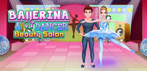 Ballerina Dancer Beauty Salon pc screenshot