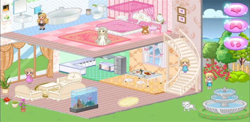 Princess New Doll House Design pc screenshot