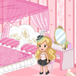 Princess New Doll House Design APK icon