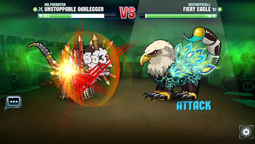 Mutant Fighting Arena APK screenshot 1