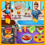 Cooking Time - Food Games icon