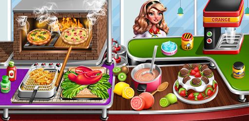 🍳 Cooking Yard Restaurant pc screenshot