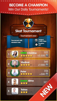 Skat (Free, no Ads) APK screenshot 1
