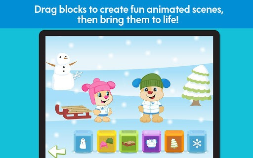 Laugh & Learn™ First Words Fun APK screenshot 1