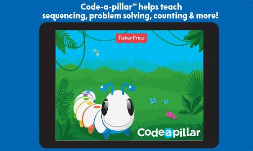 Think & Learn  Code-a-pillar™ APK screenshot 1