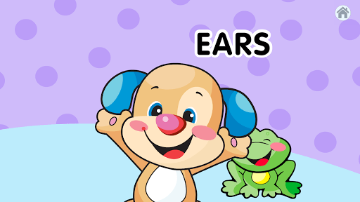 Where's Puppy's Nose? for Baby APK screenshot 1