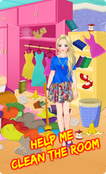 Messy House - Bedroom Cleaning APK screenshot 1