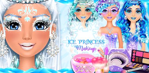 Ice Princess Makeup pc screenshot
