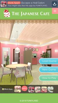 Escape a Japanese Cafe APK screenshot 1