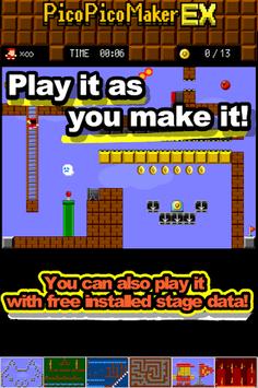 Make Action! PicoPicoMaker APK screenshot 1
