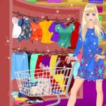 Mall Shopping Summer Fashion icon