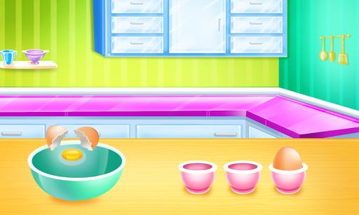 Cooking cake bakery shop APK screenshot 1