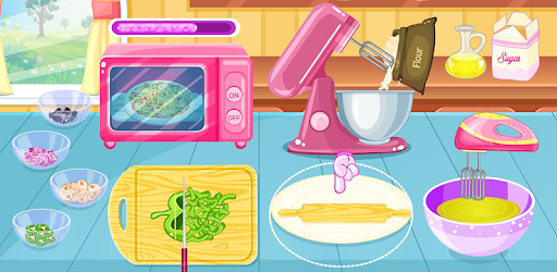 Cooking game pizza recipes pc screenshot