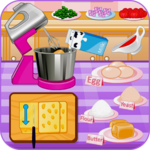 Mini pizza cooking games icon