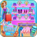 Shopping mall & dress up game FOR PC