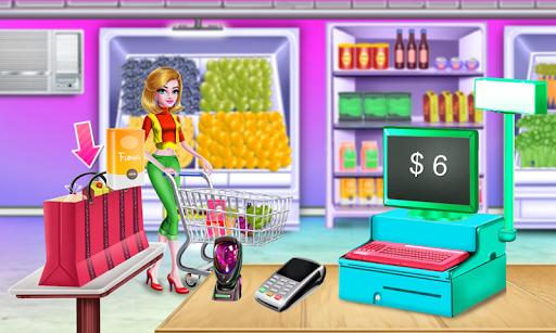 Supermarket Grocery Shopping Center APK screenshot 1