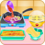 Cooking Classic Cheese Lasagna icon