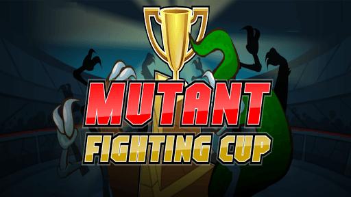 Mutant Fighting Cup - RPG Game APK screenshot 1