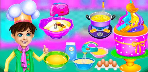 Baking Cupcakes - Cooking Game pc screenshot