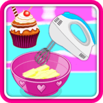 Baking Cupcakes - Cooking Game for pc icon