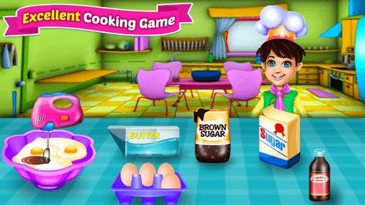 Baking Cupcakes - Cooking Game APK screenshot 1