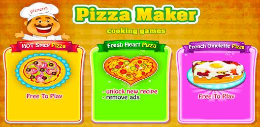 Baking Pizza - Cooking Game pc screenshot