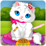 My Cat Pet - Animal Hospital Veterinarian Games for pc icon