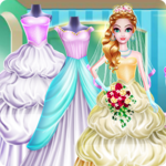 Bride Wedding Dresses icon