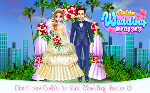 Bride Wedding Dresses APK screenshot 1