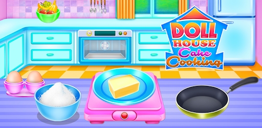 Doll House Cake Cooking pc screenshot