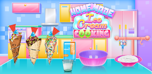 Homemade Ice Cream Cooking pc screenshot