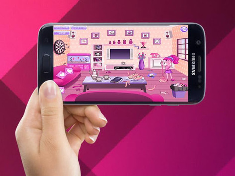 Home cleaning games for girls APK screenshot 1