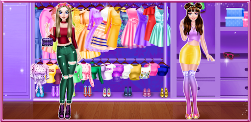 Stylish Sisters - Fashion Game pc screenshot