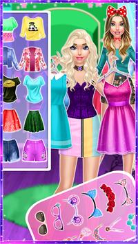 Trendy Fashion Styles Dress Up APK screenshot 1