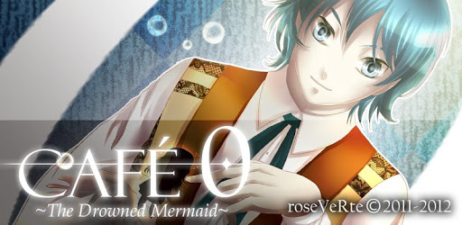 CAFE 0 ~The Drowned Mermaid~ pc screenshot