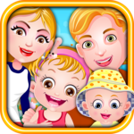 Baby Hazel Family Picnic icon