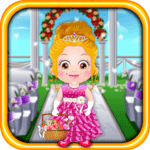 Baby Hazel Flower Girl icon