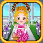 Baby Hazel Flower Girl icon