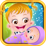 Baby Hazel Newborn Vaccination icon