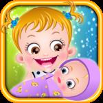 Baby Hazel Newborn Vaccination icon