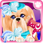Pet Puppy Grooming & Care icon