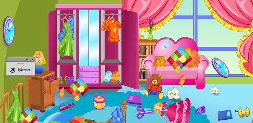 Home Cleanup Game pc screenshot