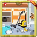 Home Cleanup Game for pc icon