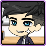 School Handsome Boy icon