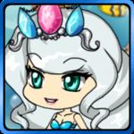 Mermaid Pretty Girl icon