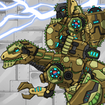 Dino Robot - Giganotosaurus icon