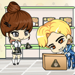 Pretty Girl - Show UP! Convenience Store icon