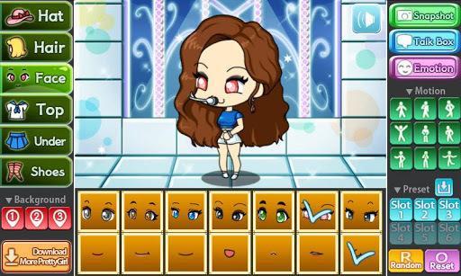 Sunny Summer Pretty Girl APK screenshot 1