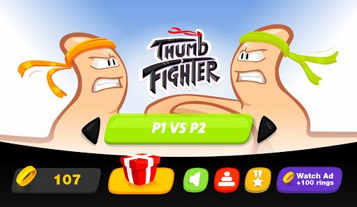 Thumb Fighter 👍 APK screenshot 1